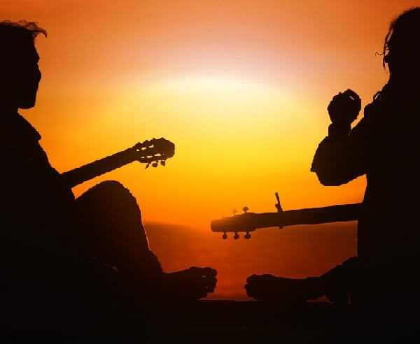 איך ללמוד גיטרה