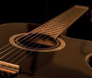 ניקוי גיטרה