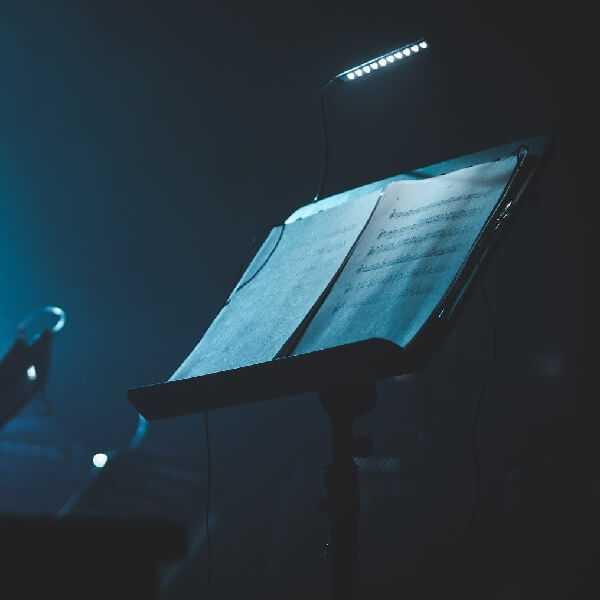 נושאי לימוד תיאוריה מוזיקלית